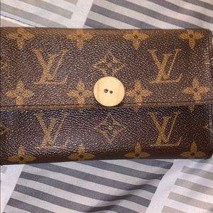 Louis Vuitton ladies 2018 edition wallet.